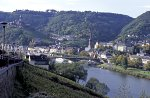 Mosel mit Blick auf Cochem / Mosel river, vief of Cochem