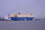Autotransportschiff / Carcarrier
