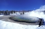 Yellowstone NP, Beauty Pool, Heisse Quelle / Yellowstone NP, Beauty Pool